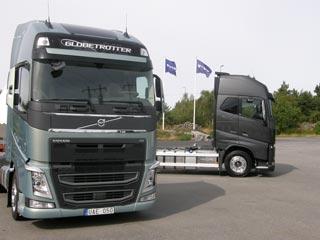 Así son los nuevos FH y FH16 de Volvo Trucks.