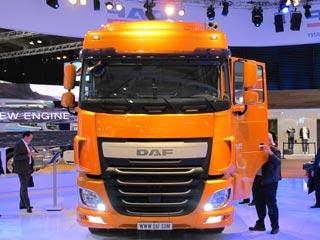 La sorpresa del IAA 2012:nuevo DAF XF.