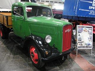 Opel Blitz, camión ligero de los años 30 y 40 del pasado siglo.