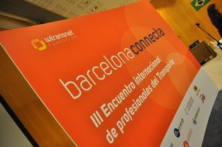 Barcelona Connecta un foro para el transporte.