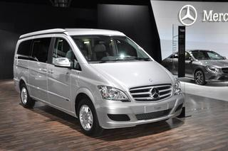 Mercedes Benz Viano.