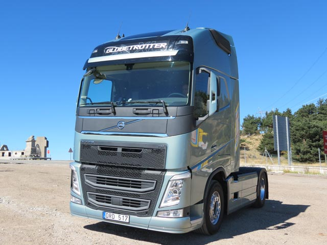 volvo fh 460 euro 6 globetrotter xl. Black Bedroom Furniture Sets. Home Design Ideas