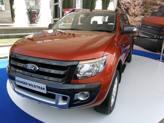 Nuevo pick up Ford Ranger Wildtrack.