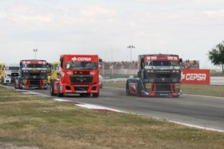 Los máximos animadores de la temporada 2011 vuelven a ser los pilotos de MAN y Renault.