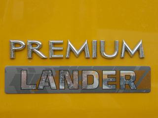 La gama Premium Lander ahora incorpora la tracción hidráulica Optitrack.