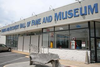 En Chattanooga, Tennesse en los USA, existe un museo dedicado a los camiones grúa de todas las épocas.