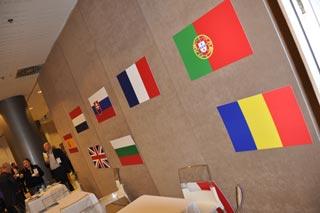 Profesionales de 10 países se dieron cita en este evento.