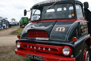 Thames Trader, marca que durante algún tiempo se comercializó en España.