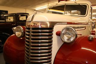 En los años 30 camiones como este Chevrolet ofrecían un aspecto estupendo.