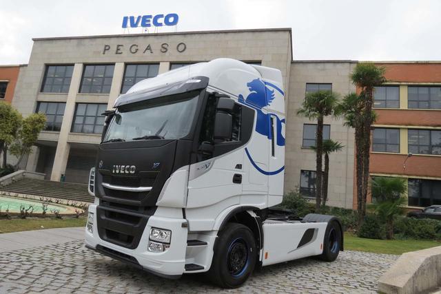 IVECO quiere ganar penetración en el mercado y crecer entre los transportistas autónomos.