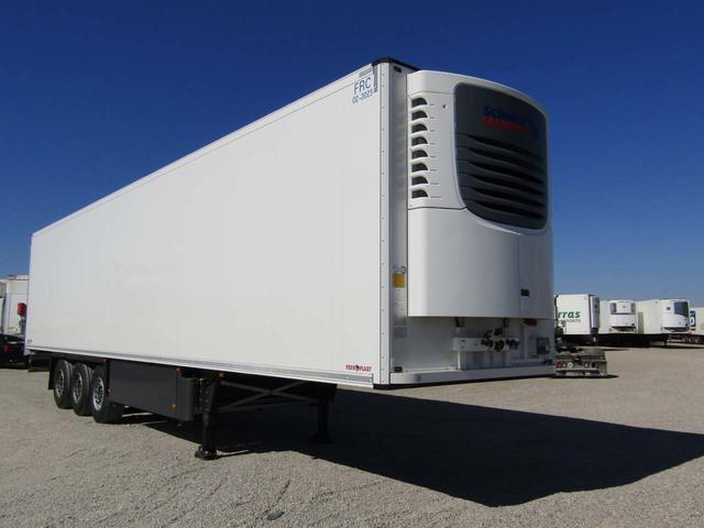 Semiremolque frigorífico SKO Cool Executive de Schmitz Cargobull.