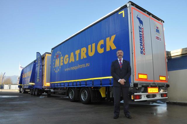 Miguel Iglesias, director comercial de Schmitz Cargobull españa