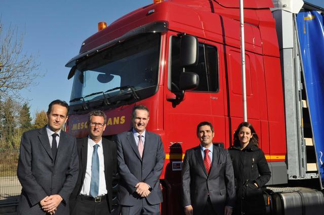 Nirvauto concesionario oficial Daf Trucks en Valencia posee delegaciones en Murcia, Alicante y Barcelona.