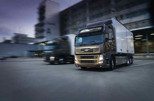 El Volvo FM se ofrece con motores de 11 y 13 litros de hasta 500CV de potencia máxima.