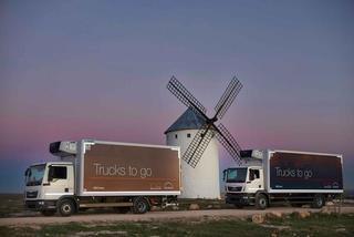 El mercado de camiones se está reactivando y MAN ahora ofrece los carrozados Trucks to go.