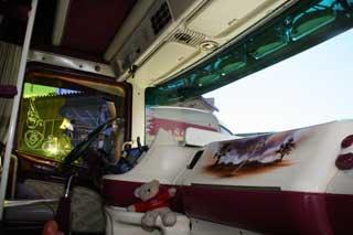 El interior de la cabina mantiene el nivel visto en el exterior.