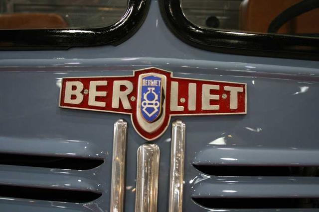 Berliet, un nombre en mayúsculas en la historia mundial del vehículo industrial.