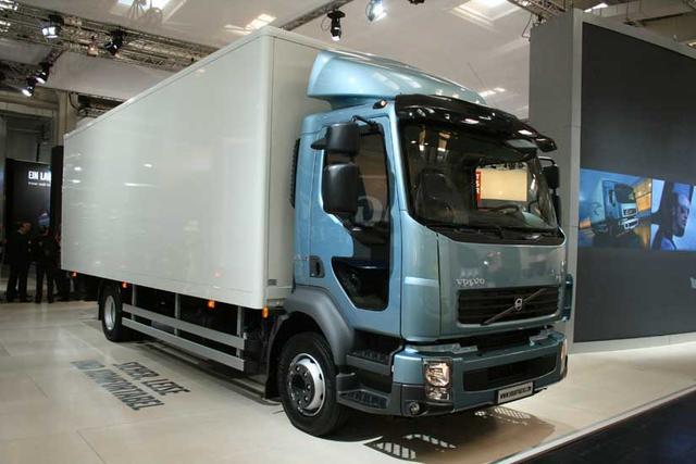 La serie FL marca la oferta de Volvo para la distribución ligera.