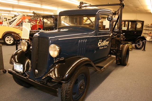 La solidez de los Chevrolet ya se ponía de manifiesto en los años 30 del pasado siglo.