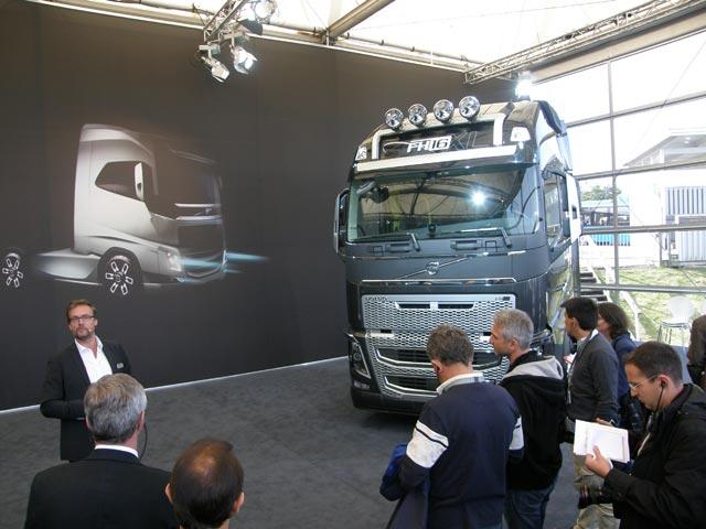 Las mejoras introducidas en el nuevo FH de Volvo Trucks le permiten reducir los consumos en un 10 por ciento.