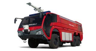 La serie Dragon, con dos motores y 1.120 CV supera los 135 km/h.