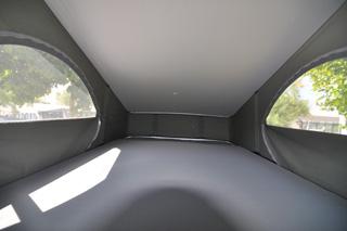 La cama superior del Volkswagen California.
