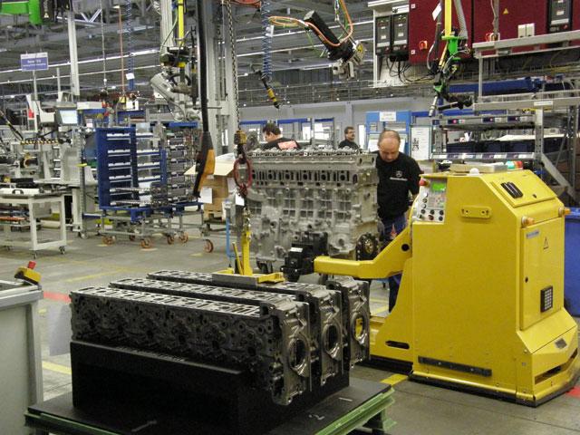 Este motor es un auténtico compendio de tecnología e incorpora sistema SCR, EGR y filtro de partículas en el escape.