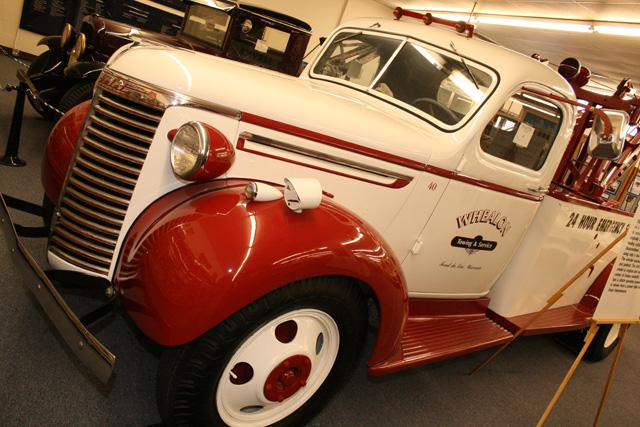 A mediados de los años 30 ya se distinguían los modelos más pesados de los simples coches transformados.