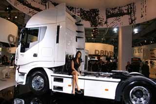 Los Iveco Eco Stralis ofrecen motores bajo la normativa EEV de reducidas emisiones contaminantes.