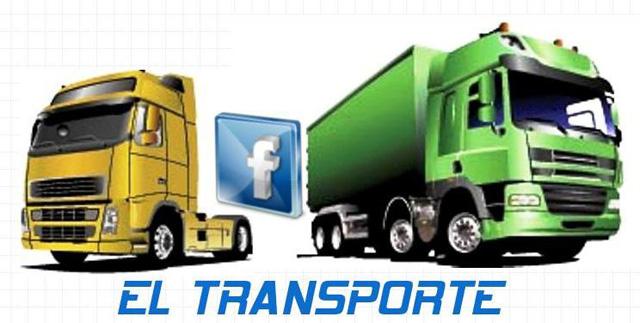 La imagen del Grupo El Transporte en Facebook, cada día más popular.