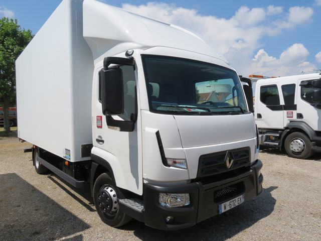 renault d cab 2m occasion renault trucks d cab m harbers. Black Bedroom Furniture Sets. Home Design Ideas