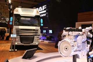 DAF ha conseguido situarse en el número 1 del mercado europeo de tractoras con su XF105.