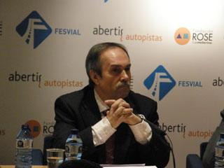 Luís Montoro, catedrático de seguridad vial y autor del estudio sobre siniestralidad en camiones.