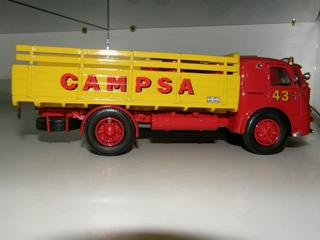 El Pegaso I, conocido como Mofletes en versión perteneciente a CAMPSA.