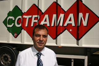 Salvador Seriols es el gerente de Cotraman.
