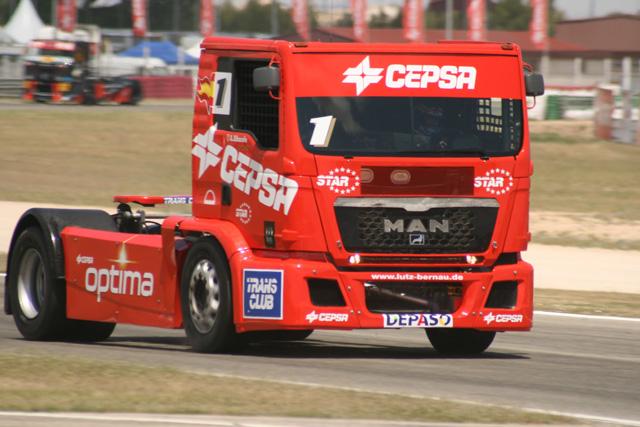 Antonio Albacete fue el más rápido en los primeros entrenos de clasificación en el circuito de Albacete.