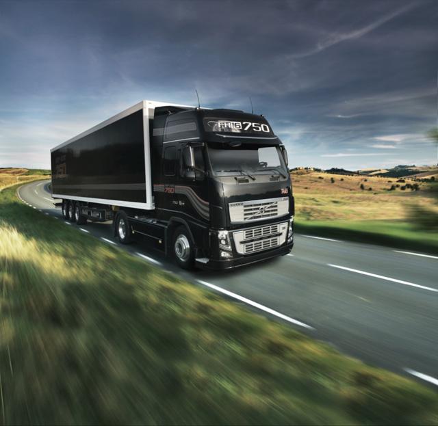 El Volvo FH 16 se convierte en el camión europeo más potente del momento.
