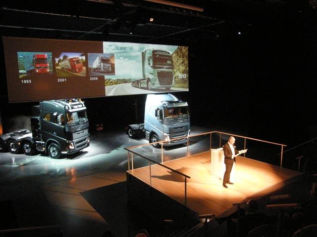 Volvo Trucks pone toda la carne en el asador para renovar su gama emblemática de camiones pesados: FH y FH16.
