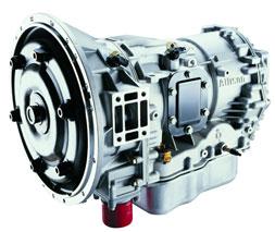 Los convertidores de par ofrecen una larga vida útil con baja necesidad de mantenimiento.