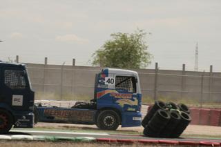 Fue un mal día para los neumáticos limitadores de la trazada...