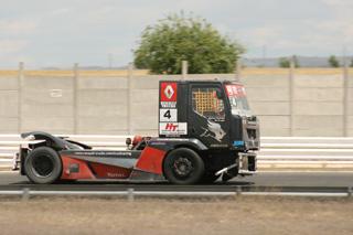 Markus Oestreich se va de Albacete como tercer clasificado en la provisional de pilotos, pero sus mecánicos deben odiarle.