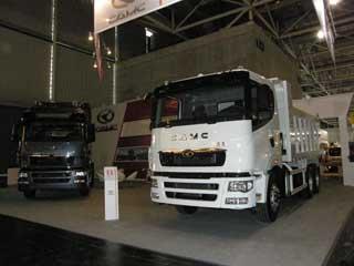 CAMC:una nueva marca de vehículos industriales, procedente de China.