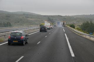 Los camiones de entre 5 y 10 años sufren mayor número de accidentes.