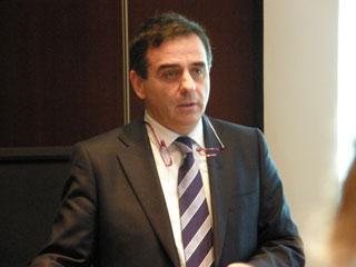 Ramón Valdivia responsable de mercado en Iveco España.