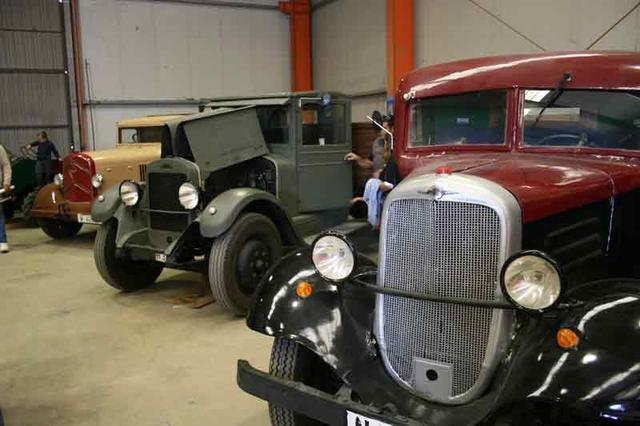 Estos eran los protagonistas del transporte en los años 30.
