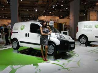 El Fiorino marca el segmento más ligero para Fiat Professional.