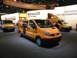 La gama de Renault al completo.