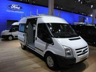 La Transit es el valor más seguro de Ford.