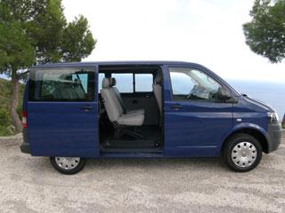 viajaenfurgo.com - VW Multivan 7 plazas
