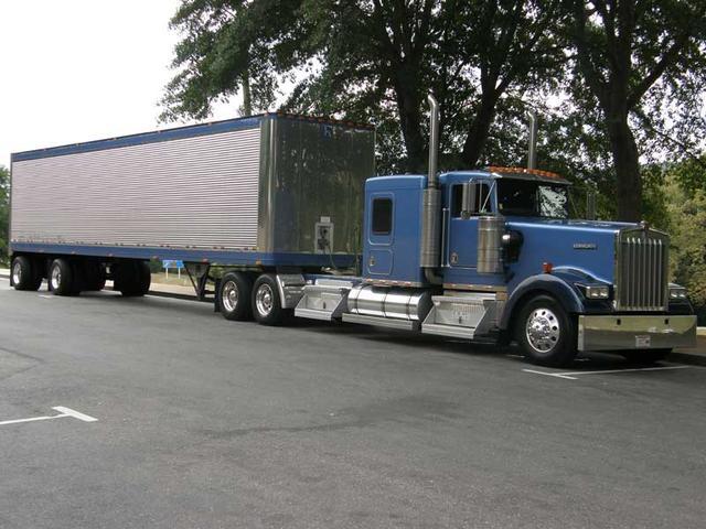Clásicos del transporte americano, como el W900 de Kenworth, contarán a partir de ahora con los motores PACCAR MX.